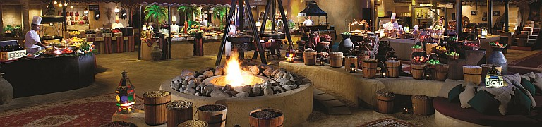 Al Hadheerah Desert Restaurant Iftar Under the Stars