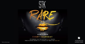 STK Downtown RARE Thursday
