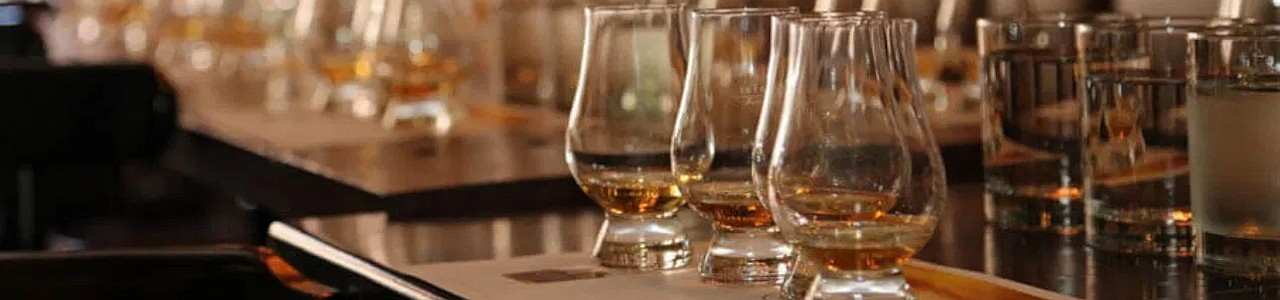 The Tasting Class: Whisky Tasting - Whiskey Origins