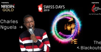 Swiss Days 2019: Charles Nguela & The Blackouts