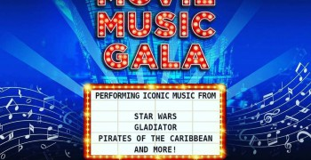 The NSO Symphony Orchestra Movie Music Gala