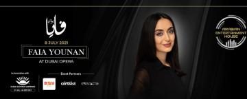 Faia Younan at Dubai Opera