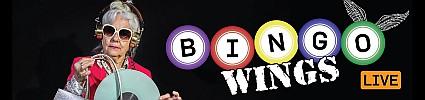 McGettigan's JLT Bingo Wings LIVE!