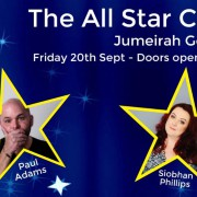 Big Fish Comedy presents The All Star Comedy Tour 2019