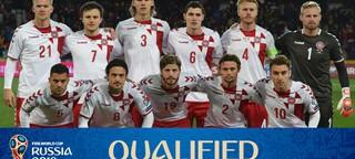Denmark v Australia - 2018 FIFA World Cup Russia