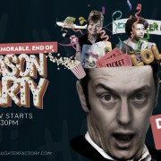 The Laughter Factory A Truly Memorable, End of Season Party Dec 2020