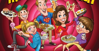 nosh: The Cartoon Brunch