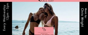 Cove Beach Rose All Day Ladies Day