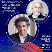 InClassica International Music Festival: Tchaikovsky and Rachmaninoff - Melodious Inventors