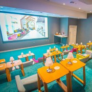 Studio One Hotel Screening Room Euro 2020