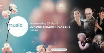 Music in the Studio 2019: London Mozart Players Quintet