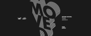 Anniversary Special w/ Move D - 6 Years of Analog Room B1