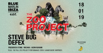 The Zoo Project with Steve Bug & Defex