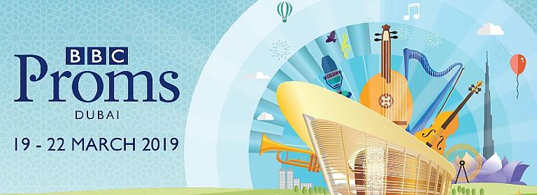 BBC Proms Dubai 2019: Prom 3 - BEETHOVEN IX