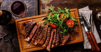 Meridien Village Terrace: I Heart Meat