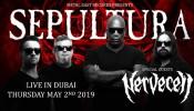 Sepultura - Live in Dubai 2019